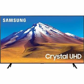 Televízor Samsung Ue43tu7092 čierna