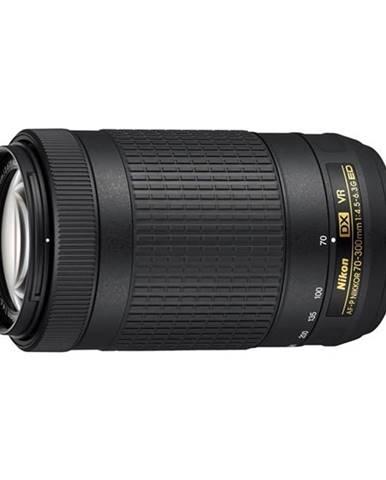 Objektív Nikon Nikkor 70-300 mm f/4.5-6.3G ED AF-P DX VR čierny