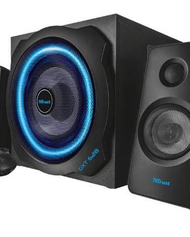 Reproduktory Trust GXT 628 čierne/modré