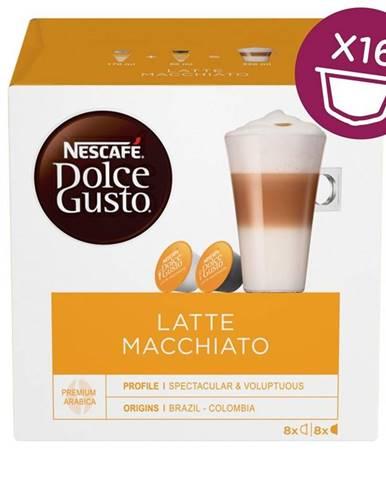 NescafÉ Dolce Gusto® Latte Macchiato kávové kapsule 16 ks