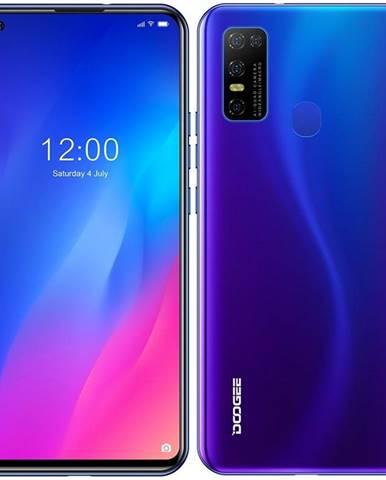Mobilný telefón Doogee N30 DualSim modrý