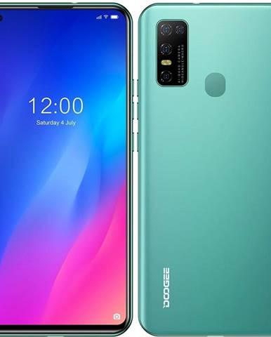 Mobilný telefón Doogee N30 DualSim zelený