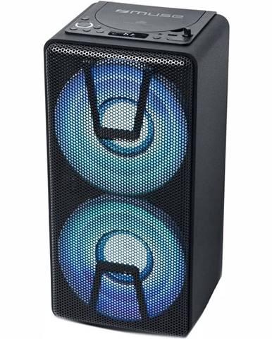 Párty reproduktor MM-1820 DJ čierny
