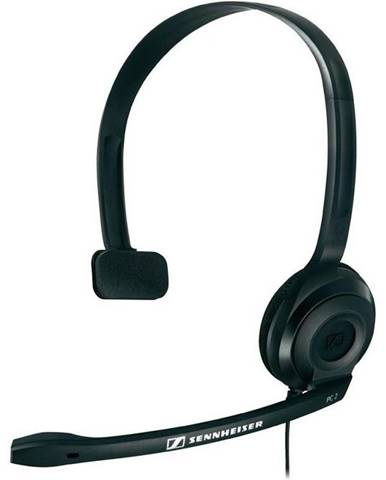 Headset  Sennheiser PC 2 Chat čierny