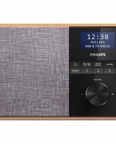 Rádioprijímač s DAB+ Philips TAR5505 dreven