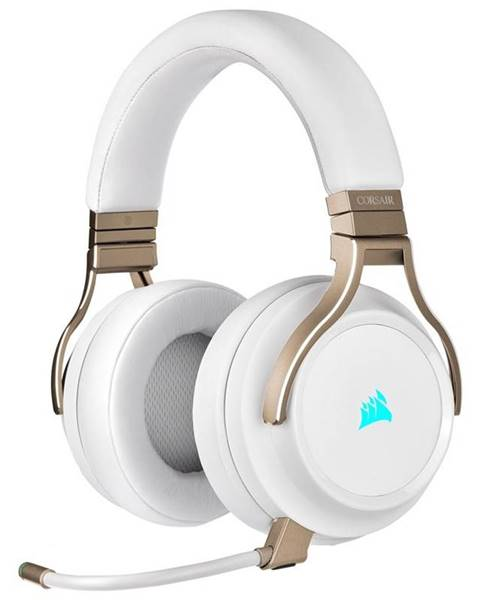 CORSAIR Headset  Corsair Virtuoso Wireless - Pearl
