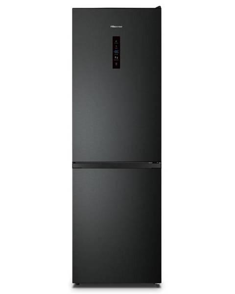 Hisense Kombinácia chladničky s mrazničkou Hisense Rb390n4bfe čierna