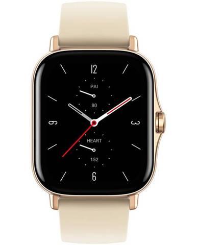 Inteligentné hodinky Amazfit GTS 2 zlaté