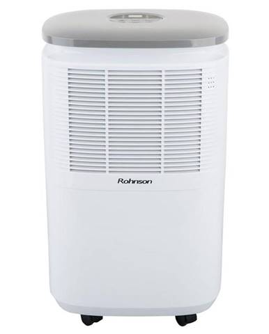 Odvlhčovač Rohnson R-9912 Ionic + Air Purifier sivý/biely