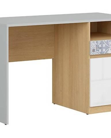 BRW Písací stôl