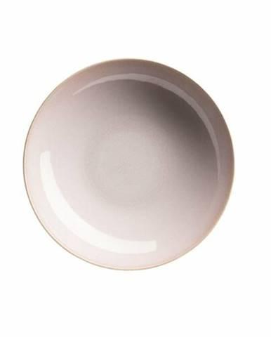 Mäser Hlboký tanier Ossia rose, 22 cm