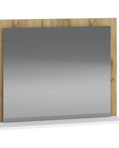 Baleta Z80 zrkadlo na stenu craft zlatý