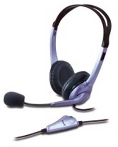 Slúchadlá Genius HS-04S, s mikrofónom