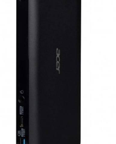 Dokovacia stanica Acer type C Docking III, USB-C, čierna