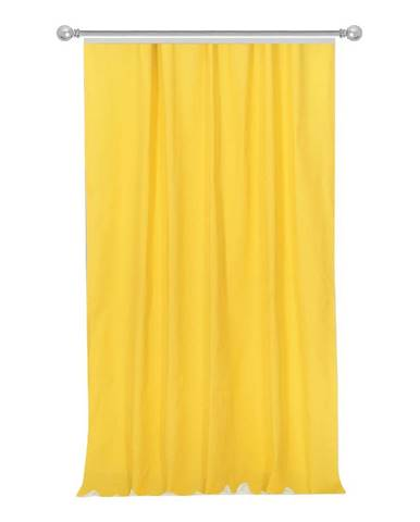 Žltý záves Mike&Co.NEWYORK Simply Yellow, 170 × 270 cm