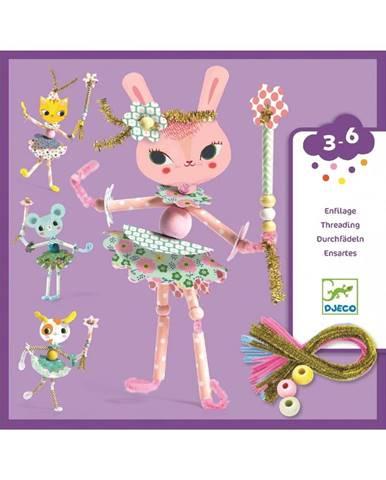 Výtvarný set Djeco Miss Bunny