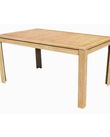 Záhradný jedálenský stôl z akáciového dreva Ezeis Falcon,150x90cm