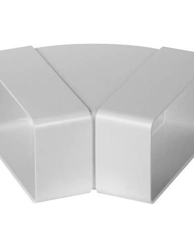 Horizontálne ploché koleno (55x110) 45
