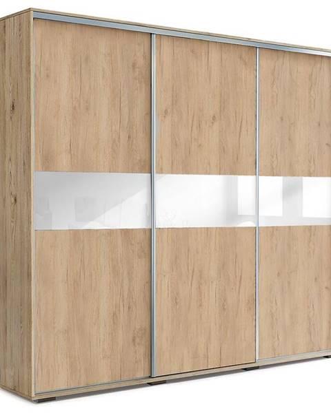 MERKURY MARKET Skriňa Daria A27 Tri zrkadlá 0