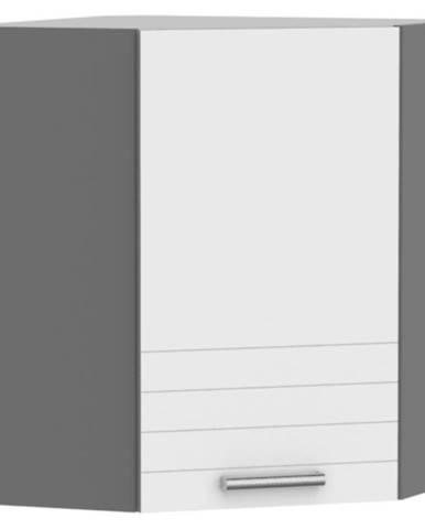 Kuchynská skrinka PAULA biela WR ľavá