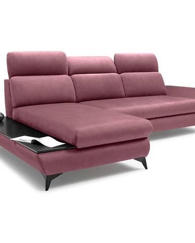 Rohová sedacia súprava Titan L Fancy 63