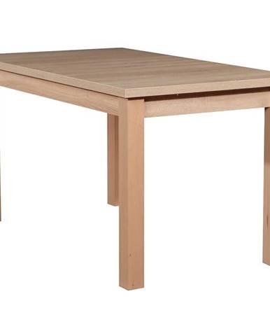 Stôl ST28 140X80+40 dub sonoma