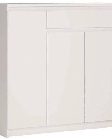 Komoda Armadio A2-3D-1S biely