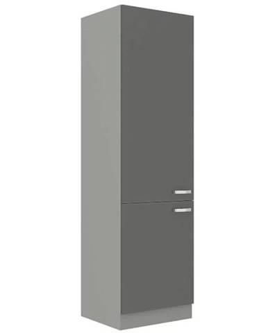Skrinka do kuchyne  Grey 60DK-210 2F
