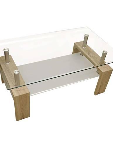 Konferenčný stolík Lena sonoma