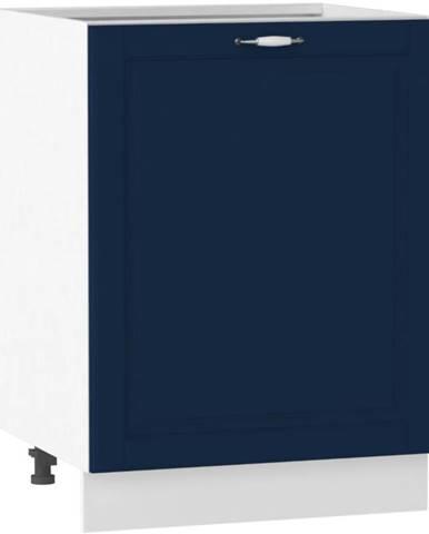 Kuchynská skrinka Moniuszko D60 P/L námornícka modrá mat BB