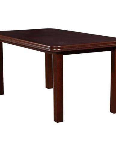 Jedálenský stôl   ST14 160 x 90+40 F orech