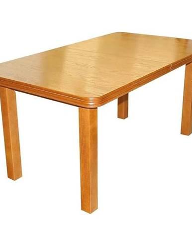 Jedálenský stôl ST14 160x90+40 orech H