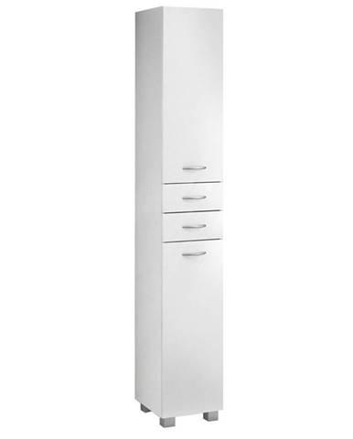 Vysoká skrinka do kúpeľne PIK C30 2D2S