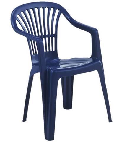 Záhradná stolička Scilla modrý