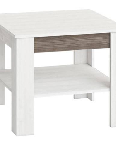 Konferenčný stolík Blanco 13 67 borovica snežná/new grey