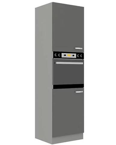 Skrinka do kuchyne  Grey 60 DP/210 2F