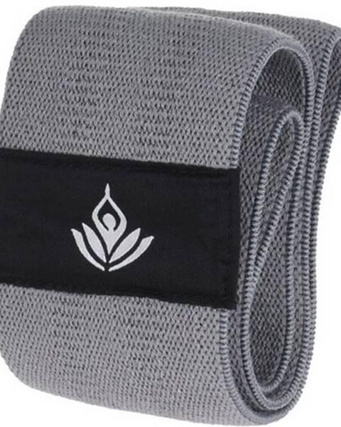 BergHOFF XQ Max Odporová guma na posilňovanie Yoga Band, strieborná