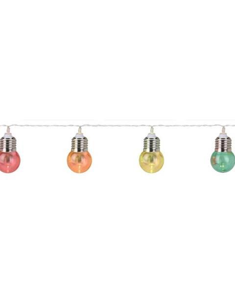 BedTex LED párty osvetlenie na batérie, 30 žiaroviek, 4,5 m