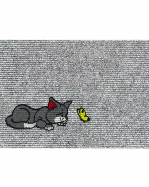 Banquet Vopi Rohožka Flocky Mačka, 40 x 60 cm