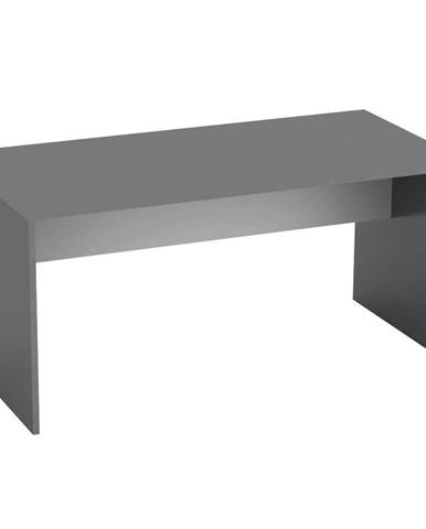 Písací stôl grafit/biela RIOMA NEW TYP 16