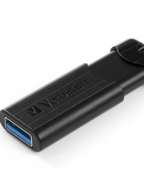 Verbatim VERBATIM Store 'n' Go PinStripe 64 GB USB 3.0 čierny