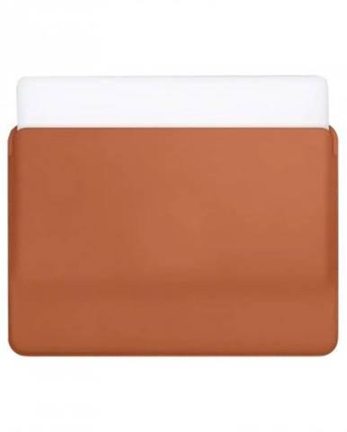 Ultratenké puzdro na MacBook 13 COTEetCI PU hnedé MB1018-BR