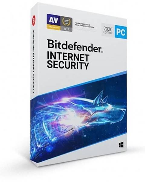 Bitdefender Antivírus Bitdefender Internet Security, 1 PC, 1 rok, OEM