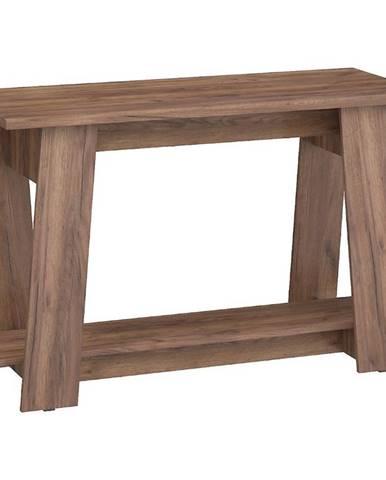 Písací stôl Via Craft Tobacco