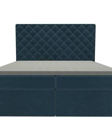 Posteľ Hera 160x200 Monolith 77 s vrchným matracom