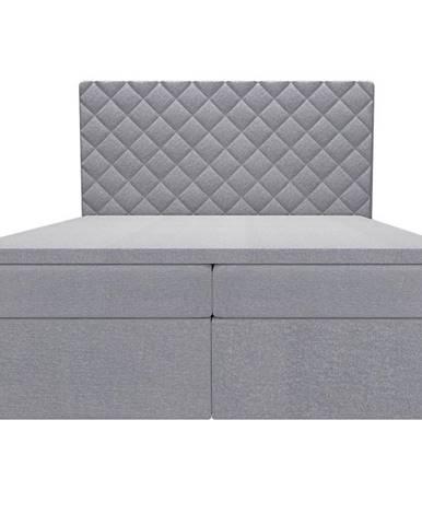 Posteľ Hera 160x200 Monolith 84 s vrchným matracom
