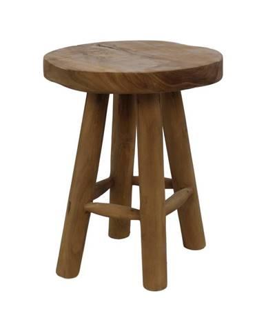 Stolička z teakového dreva HSM Collection Tool