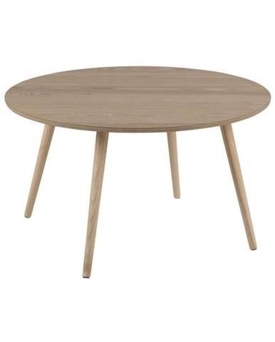Okrúhly konferenčný stolík Actona Stafford, ø 80 cm
