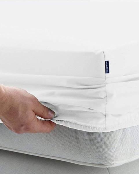 Sleepwise Sleepwise Soft Wonder-Edition, naťahovacia plachta, 180-200 x 200 cm, mikrovlákno, svetlo sivá