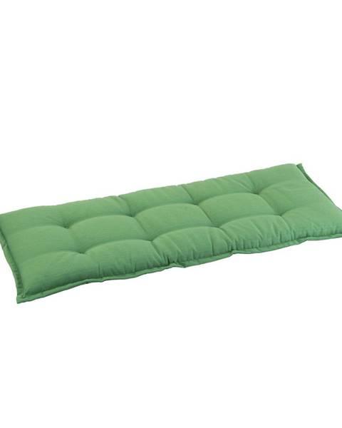 Blumfeldt Blumfeldt Naxos, podložka na lavicu, čalúnená podložka, penová výplň, štruktúrovaný polyester, 110 × 7 × 49 cm